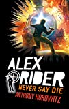 alex rider tome 11 never say die