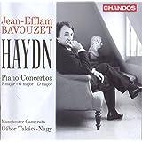 Haydn: Die Klavierkonzerte Hob. XVIII:3, 4 und 11