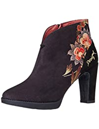 d454670b536d1 Desigual SHOES EVA - botas de caño bajo de material sintético mujer