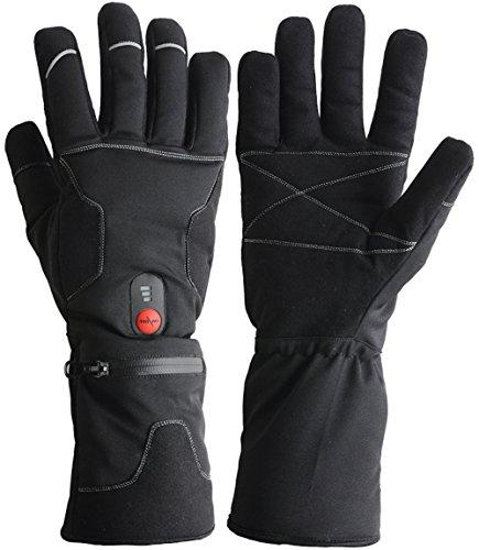 Beheizbare Outdoor Handschuhe (lange Stulpe) (11 (XL))