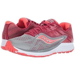 Saucony Ride 10 - Zapatillas de Running para Mujer, Color Gris, Talla 39 EU