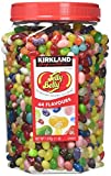 Kirkland Signature Jelly Belly Original Gourmet Jelly Beans, 44 Flavors, 1.8kg