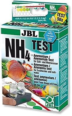 NH4 Ammonium/Ammoniak Test in Süß-/Meerwasser-Aquarien & Teich Test