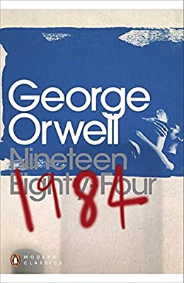 1984 Nineteen Eighty-Four (Penguin Modern Classics) : everything £5 (or less!)