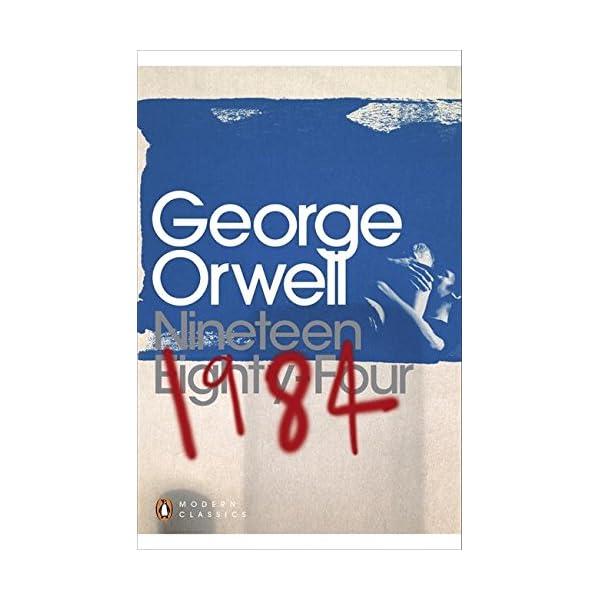 1984 Nineteen Eighty-Four (Penguin Modern Classics) 51pBIC9BXgL