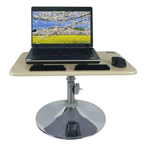 Zhuozi FUFU Wandhalterung Sit Stand up Desk Verstellbare Höhe Stehpult - Konvertieren Sie Ihren...
