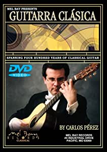 Carlos Perez: Guitarra Classica [UK Import]