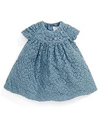 Mamas & Papas Smocked Lace, Vestido para Bebés