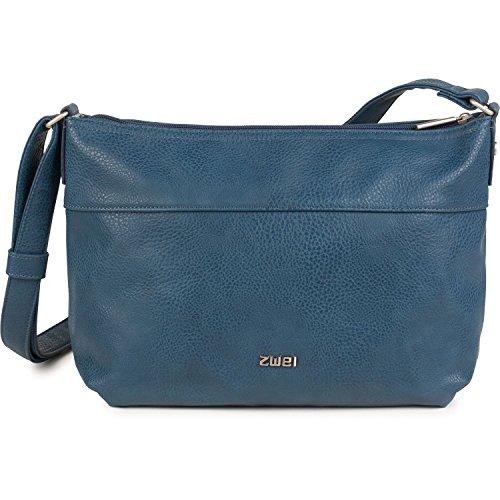 Zwei  Zwei Mademoiselle M6 Tasche Versandkostenfrei Bei, Portafogli  Donna blu navy