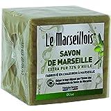 Le Marseillois 11121 jabón de Marsella, incoloro, talla única