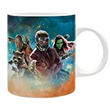 Guardians Of The Galaxy Vol. 2 - Keramik Tasse - Crew Logo - Geschenkbox