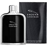 4 Pack - Classic Black By Jaguar Eau De Toilette Spray For Men 3.4 Oz