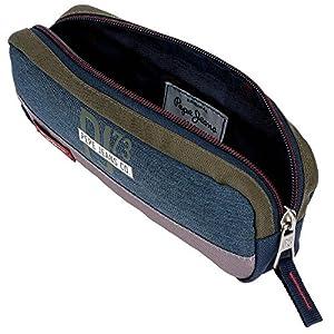 51pBNwSaOlL. SS300  - Pepe-Jeans-Trade-Neceser-de-viaje-21-cm-044-litros-Multicolor