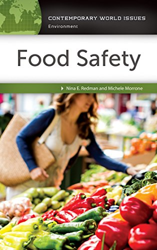 Food Safety: A Reference Handbook, 3rd Edition (Contemporary World Issues) (English Edition)