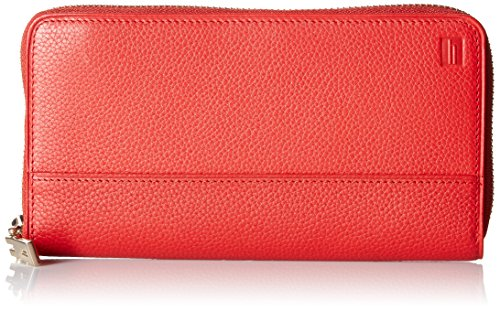 hartmann-belle-city-zip-around-wallet-red-one-size