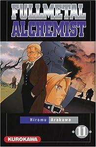 Fullmetal Alchemist Edition simple Tome 11