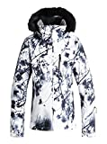 Roxy Jet Ski Premium - Snow Jacket for Women - Snow Jacke - Frauen - XL - Weiss