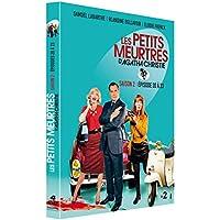 LES PETITS MEURTRES D'AGATHA CHRISTIE Saison 2 - Episodes : 20 - 21 - 22 - 23