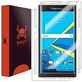 Skinomi TechSkin - Protection d'écran pour BlackBerry PRIV - Films avant et arrière