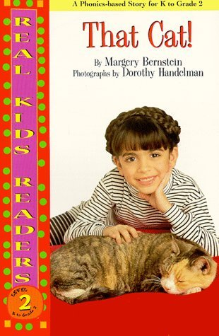 That Cat! (Real Kid Readers: Level 2) by Margery Bernstein (1998-07-06)