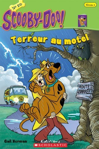 terreur-au-motel-scooby-doo-je-peux-lire-english-and-french-edition-by-gail-herman-2009-06-01