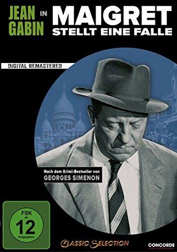 Bild von Maigret stellt eine Falle