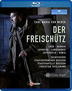Weber / Der Freischütz [Blu-ray]