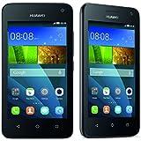"""Huawei Y3 Y360-U31 Negro - Smartphone (4.0"""", 4 GB, 1,3 GHz, MTK6582M)"""
