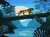 Fitzibiz Der König der Löwen Jersey, Panel, Mondschein