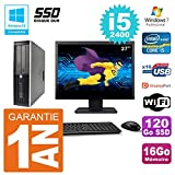 HP PC 6200 SFF Bildschirm 27