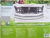 Gartentisch Abdeckhaube Schutzhülle Hülle Tisch & Stühle 160 x 230