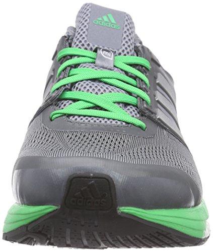 adidas Supernova Glide Boost 7, Chaussures de Running Homme Gris (boo Grey/silvm)