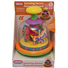 Spinning Horses Merry Go Round Carousel - Suitable From 6 Months + by Spinner
