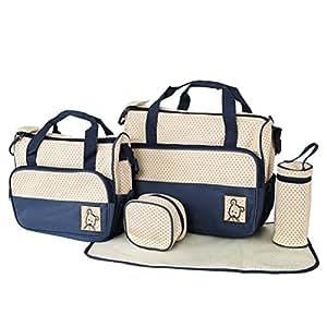 EchoAcc® Set 5pcs Mutter Bag, für Baby-Milch