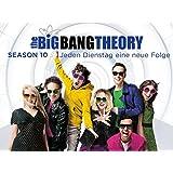 The Big Bang Theory - Season 10 [OV/OmU]