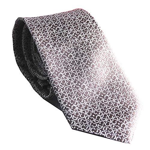 ZSRHH-Neckchiefs Halstücher Exquisite Jacquard Elements Geschenkbox Mann Seidenkrawatte Neue Krawatte -