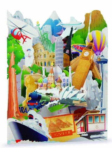 santoro-interactive-3-d-swing-tarjeta-de-felicitacion-en-todo-el-mundo-ssc107-by-santoro