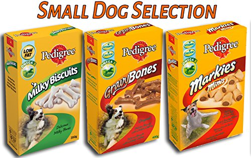 pedigree-small-dog-treats-selection-markies-minis-gravy-bones-milk-bones-pack-of-3-