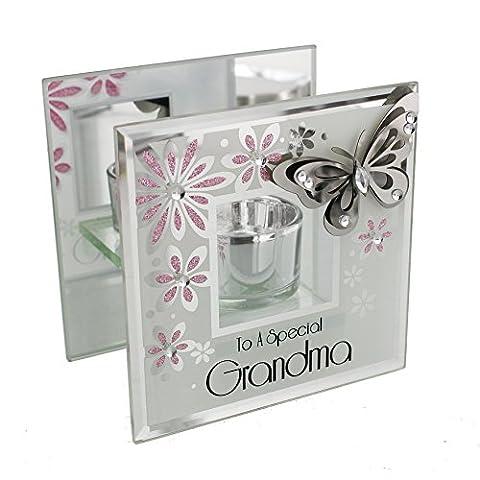 Grandma Gift - Sentimental Tea Light Holder Gift by ukgiftstoreonline