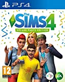The Sims 4 Deluxe Party Edition (PS4)