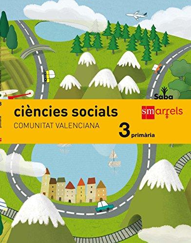 Ciències socials. 3 Primària. Saba - 9788467578201 por José Luis Pérez Bravo