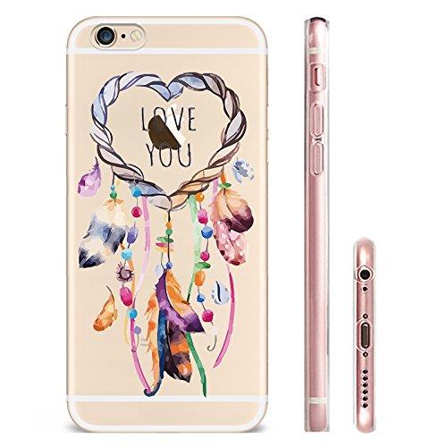 IPHONE 6plus Hülle Flamingos Katze Giraffe Weich Silikon TPU Schutzhülle Ultradünnen Case für iPhone 6 /6S plus Schutz Hülle BMW18-1