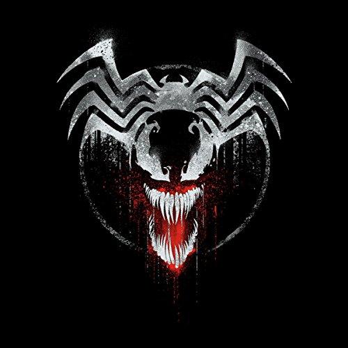 Marvel Venom Graffiti Men's Vest Black