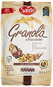 Sante Chocolate Granola, 350g