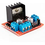 Neuftech L298N Dual H Puente DC de conductor del motor de pasos del controlador para arduino