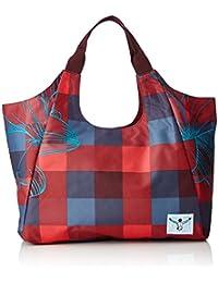 Chiemsee Damen Beachbag Umhängetasche, 12 x 54 x 42 cm
