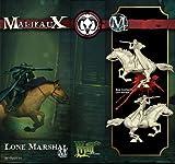 Wyrd Games Malifaux La Gilda Lone Marshall (1 Figura, Regole M2E, Wyr 20110)