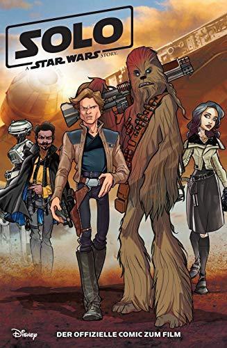 Star Wars: Solo – A Star Wars Story: Die Junior Graphic Novel