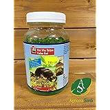 Via Vai Topos Cubo Gel repelente para topos y nutrie de gel a base de aceites esenciales (Paquete de 1litro