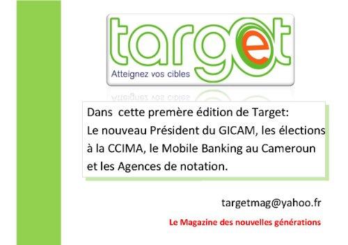 Target (Target Magazine t. 1)